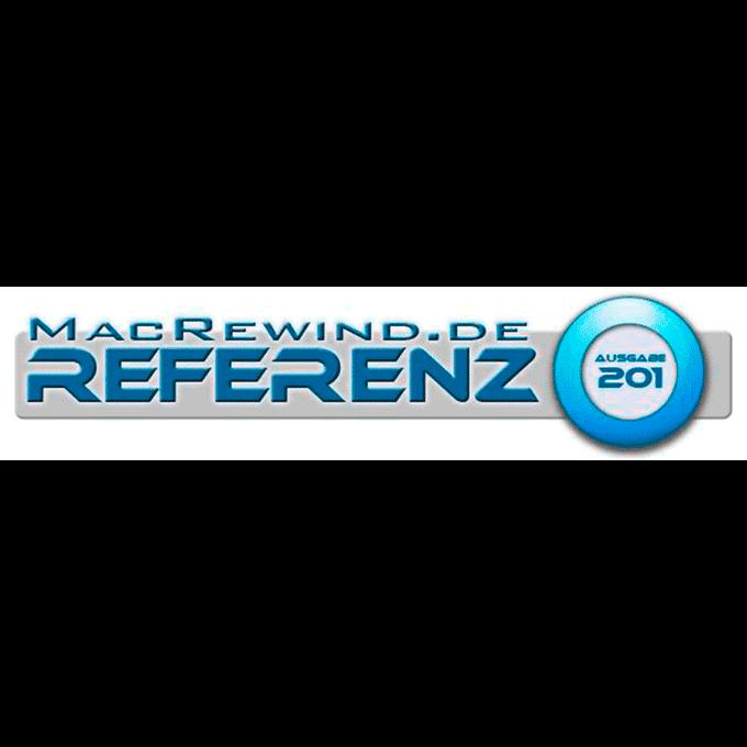 MacRewind.de Referenz 2009