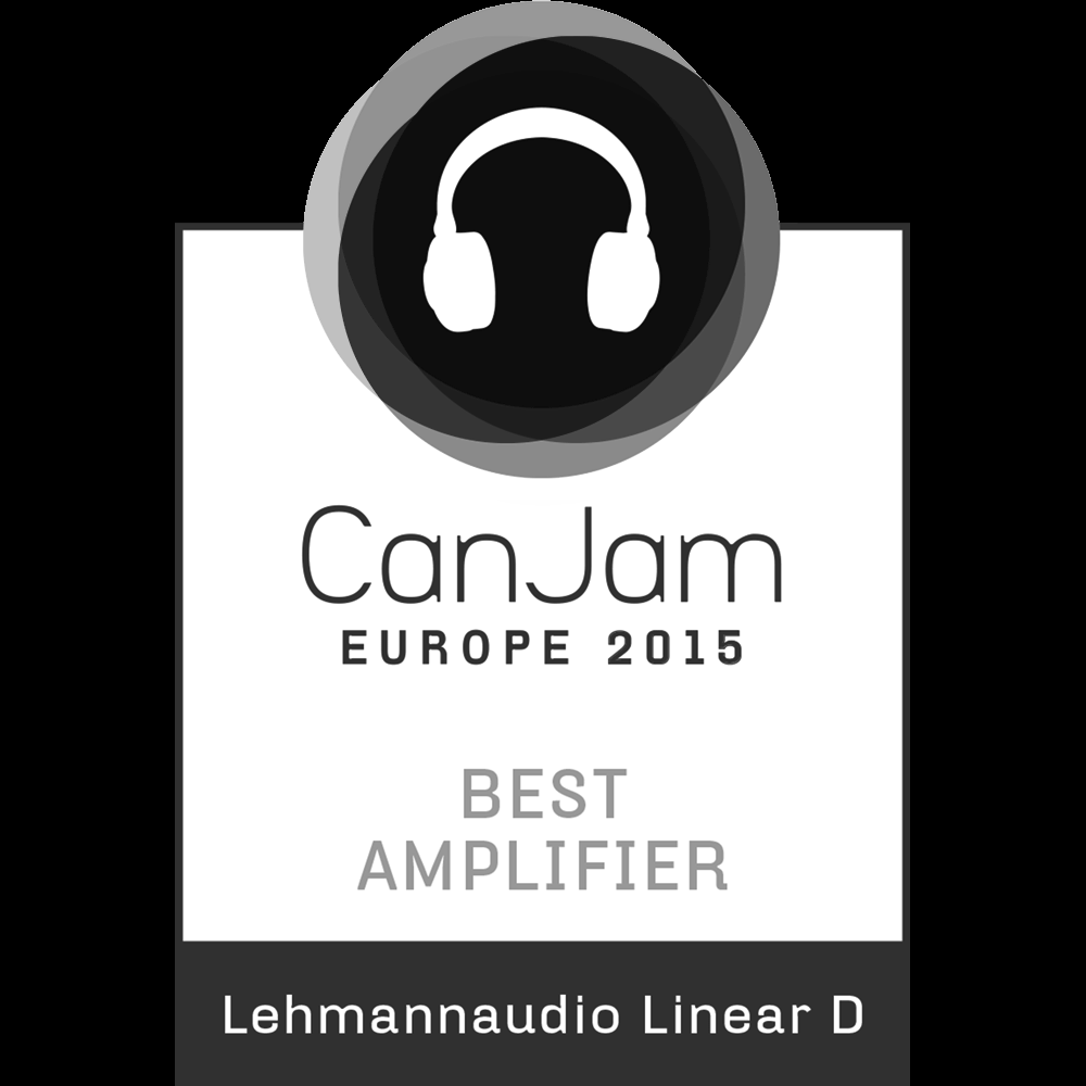 Best Amplifier, CanJam Europe 2015