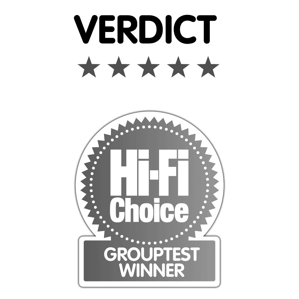Grouptest Winner, Hi-Fi Choice 2011
